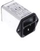 Power Entry Connectors - Inlets, Outlets, Modules -- 486-5843-ND -Image