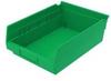 Polypropylene Shelf Bins -- H30150-GN -- View Larger Image
