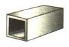 Aluminum Square Tubing 6063-T52 (Extruded) -- TQ106263