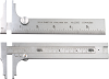 1025-5 Stainless Steel Pocket Slide Caliper -- 53123 - Image