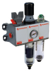 Combination Filter/Regulators and Lubricators (FRL) -- BL92-F11D