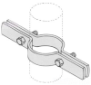 Pipe Clamp -- 552 0500CP