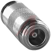connector,rf coaxial,n in-series adapter,straight jack to jack -- 70142659