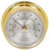 Humidity Instrument - Stratus, PVD Brass case, Silver dial