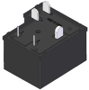 HAT 905 Series Heavy Duty Relay -- HAT-F-905-A-C-AC240