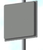 Enable-IT 19dbi Heavy Duty Panel Antenna - 2.4 GHz - Image
