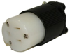 Ah6269 Electrical Female Plug Connector -- PLUGELEFEMAH