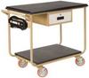Cart, Instrument -- MIC-5BK-PSDRT - Image