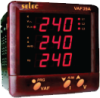 Voltage, Current, and Frequency Panel Meter -- VAF39A
