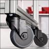 Castor D100 swivel 120x40 -- 0.0.633.43 -Image