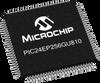 16-bit Microcontrollers and Digital Signal Controllers, PIC24E MCU (70 MIPS) -- PIC24EP256GU810 - Image