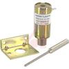 Solenoid, Tubular, Push, Continuous, 12VDC -- 70161885