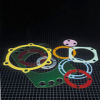 Color-Coded Aluminum Shims