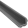 Angle,VEFR,1/4 In T,1x1 1/2 In Leg,20 Ft -- 4AUR9