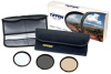 Tiffen 82mm Digital Essentials Filter Kit -- 82DIGEK3