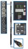 3-Phase Switched PDU, 17.3kW, 24 240V Outlets (12 C13, 12 C19), NEMA L22-30P 415V Input, 0U Vertical Mount -- PDU3XVSR6L2230 - Image