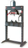 Dake 6-475 75 Ton Shop Press - Double Pump -- DAK6475