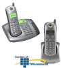 Motorola 2.4 GHz Digital Cordless Phone with Expandable.. -- MOT-MD481SYS
