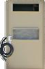 ULV Series Vertical Wall-mount Environmental Control Units -- ULVCR36DA-10kW