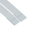 Flat Flex Ribbon Jumpers, Cables -- 0151660138-ND -Image