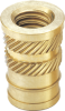 Heat-Ultrasonic Inserts for Plastic (Long) -- Series 20