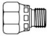 O-Ring Face Seal (ORFS) -- FS2406