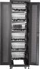 Mass Storage Cabinet - 72 Chromebook/Laptop Cable Management -- MSC-72-CCN -- View Larger Image
