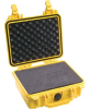 Pelican 1200 Case with Foam - Yellow | SPECIAL PRICE IN CART -- PEL-1200-000-240 -Image