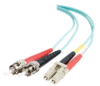 Cables to Go 10 Gb LC/ST Duplex 50/125 Multimode Fiber.. -- 36121