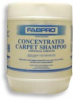 Fabpro Concentrated Carpet Shampoo - 1 Gallon -- FAB-027