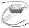 DMX Driver RGB LED - 12VDC 2A 72W -- LC-OL-DMX-D