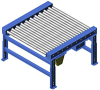 Chain Driven Roller Conveyors -- CDDB25