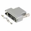 D-Sub, D-Shaped Connectors - Backshells, Hoods -- DX-28-CV1-ND