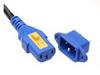 VOLEX - VL-1024-23-300K - POWER CORD, SCHUKO/IEC, 3M, 16A, BLACK -- 301356