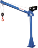 VESTIL Jib Cranes with Powered Lift - Medium-Duty Cranes -- 7069400