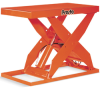 PRESTO Stationary Scissor Lift Tables -- 7283001