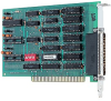 6-Channel, 12-Bit Analog Output Board with 24 High-Drive Digital I/O -- CIO-DDA06/JR