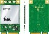 Mini PCIe Data-Card -- HE910 MINI PCIE