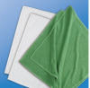 Contec Thunderbuff LWTB Green Microfiber / Nylon / Polyester 10 Wipe - Bag - 10 pieces per bag - 16 in Overall Length - LWTB0001 -- LWTB0001 - Image