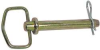 Hitch Pin w/Pin,Zinc D,1x6 3/4 L -- 5MWZ9