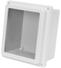 JIC Size Junction Box NEMA 4X Fiberglass Enclosures -- AM664RW - Image