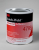 3M Industrial 4799 Adhesive - Black Liquid 1 gal Can - 21358 - -- 021200-21358
