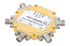 38 dB High Isolation SP4T PIN Diode Switch DC to 20 GHz, 3.8 dB Insertion Loss with SMA -- PE71S5006 - Image