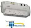 Panamax Surge Protection +AVM with 8 Outlets -- SP8-AV -- View Larger Image