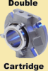 Delta Mechanical Seals -- Double Cartridge Seals - Image