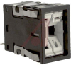 Switch, Pushbutton, Momentary, Rectangular, 1 LAMP CIRCUIT, SPDT, QC/Solder -- 70118531