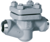 Flanged or Weld End Non-return Valve -- NORI 160 RXL/RXS - Image