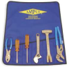 Tool Kit w/Pouch,Nonsparking,6 Pc -- 4CZ75