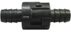 Check Valve,Kynar,3/8in Barbx3/8in Barb -- W-CHK02B