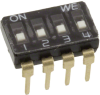 DIP Switches -- 418127160904-ND -Image